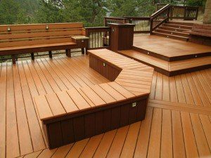 Laser Level For Deck Building