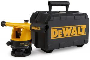 dewalt laser level review