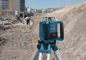 bosch rotary laser level