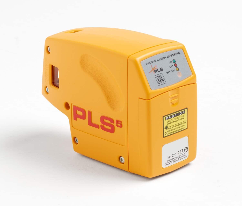 PLS-5 Laser Level Review