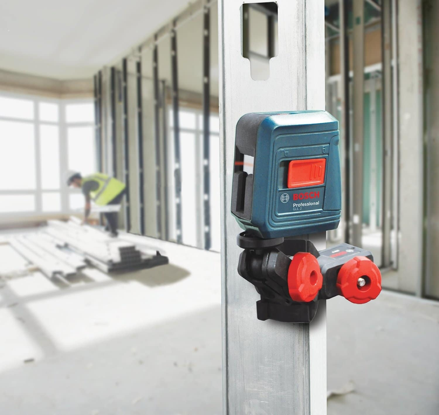 How to Use a Bosch Laser Level?