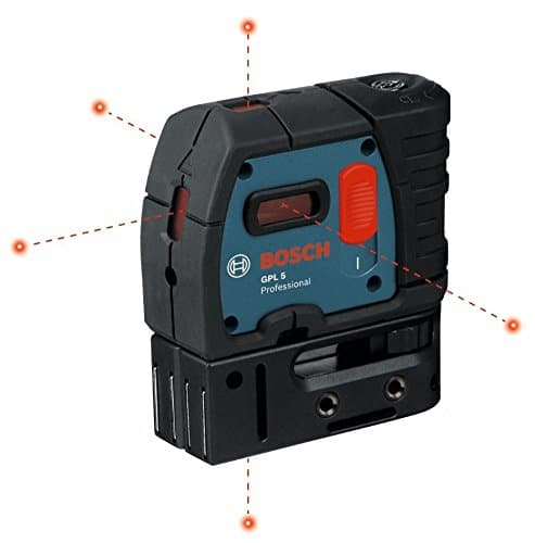 bosch gpl-5 laser level
