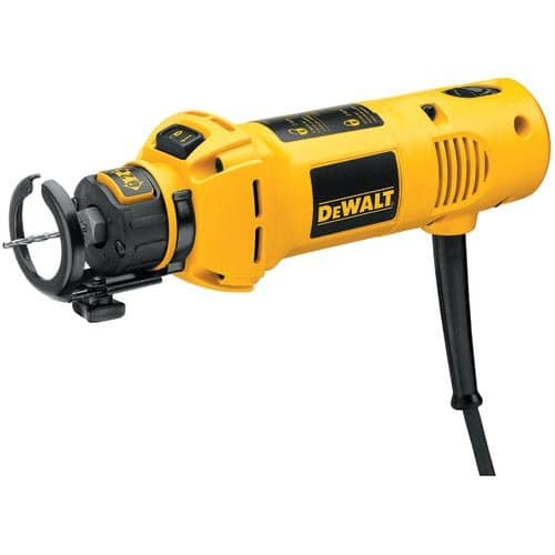 DEWALT DW660 Cut-Out 5 Amp Rotary Tool Review