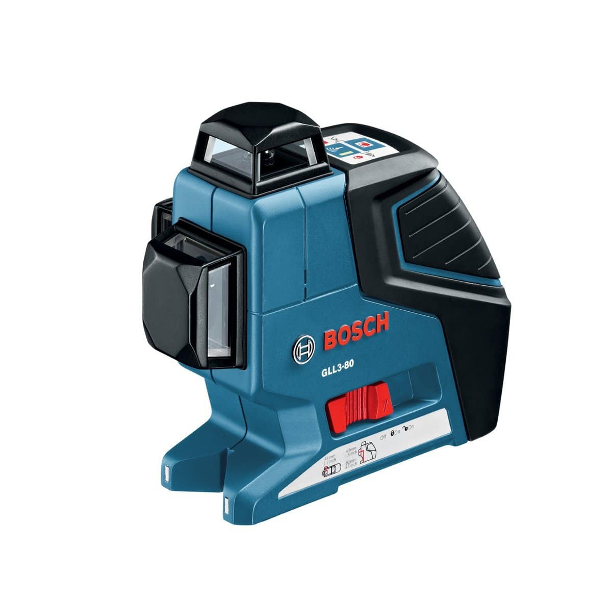 Bosch GLL3-80 Laser Level Review