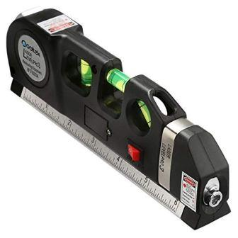 Qooltek Multipurpose Laser Level Horizon Horizontal Vertical Line Review 2020
