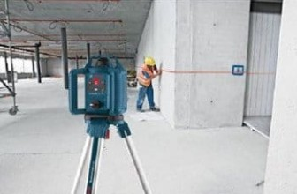 Rotary Laser Levels Product Applications In Construction