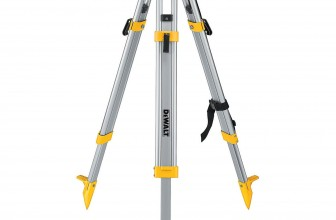 Best Laser Level Tripod Reviews 2020 (Top Picks)