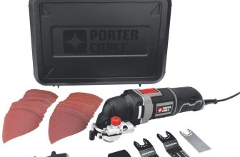 PORTER-CABLE PCE605K 3-Amp Oscillating Multi-Tool Reviews