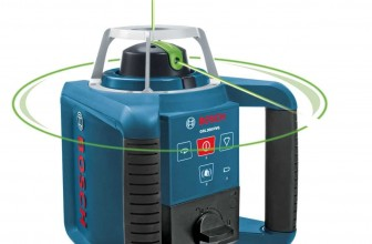 Bosch GRL300HVG Self-Leveling Green Rotary Laser Reviews