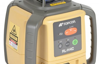 Topcon RL-H4C Rotary Laser Level Reviews