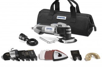 Dremel MM40-03 Multi-Max Oscillating Tool Kit Reviews