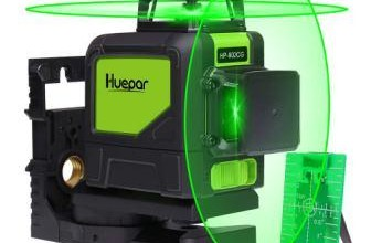 Huepar Self-Leveling 360 Laser Level Review 2019